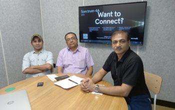 Client Meeting in Mumbai